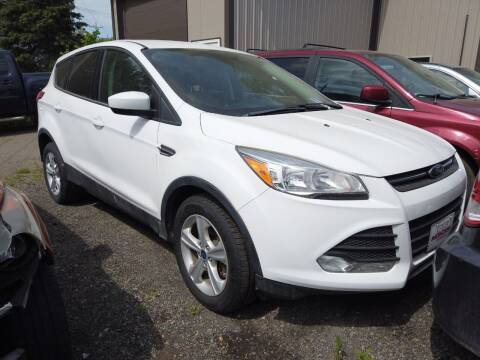 2016 Ford Escape for sale at RS Motors in Falconer NY