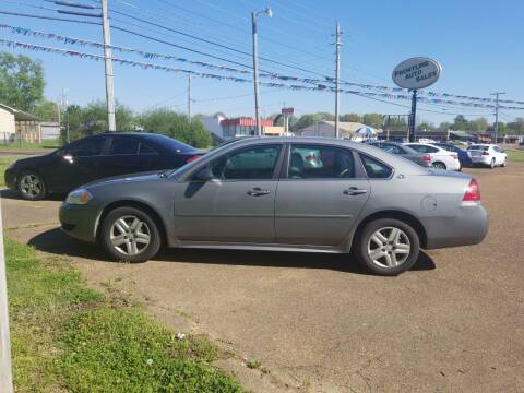 2009 Chevrolet Impala for sale at Frontline Auto Sales in Martin TN
