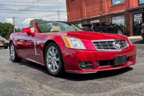 2009 Cadillac XLR for sale at Knighton's Auto Services INC in Albany NY