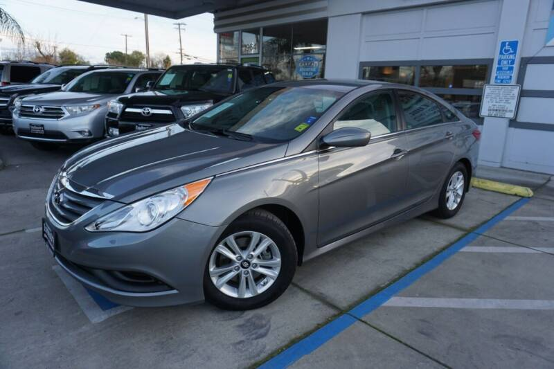 2014 Hyundai Sonata for sale at Industry Motors in Sacramento CA