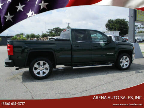 2014 GMC Sierra 1500 for sale at ARENA AUTO SALES,  INC. in Holly Hill FL