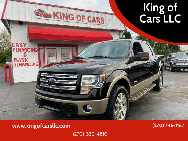2014 Ford F-150 for sale at King of Cars LLC in Bowling Green KY
