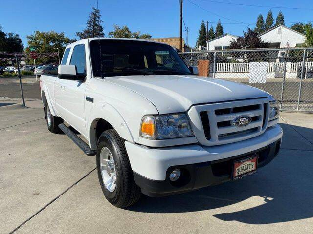 2011 Ford Ranger for sale at Quality Pre-Owned Vehicles in Roseville CA