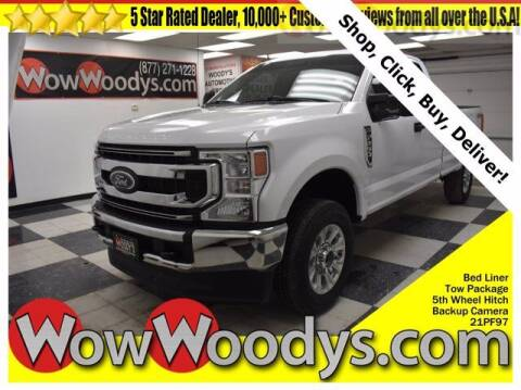 2021 Ford F-250 Super Duty for sale at WOODY'S AUTOMOTIVE GROUP in Chillicothe MO