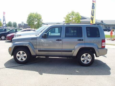 2012 Jeep Liberty for sale at Magic City Wholesale in Minot ND