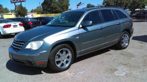 2007 Chrysler Pacifica for sale at Larry's Auto Sales Inc. in Fresno CA