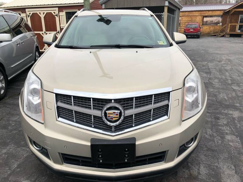 2011 Cadillac SRX for sale at Country Auto Sales Inc. in Bristol VA