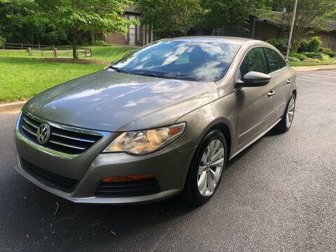 2012 Volkswagen CC for sale at Bowie Motor Co in Bowie MD