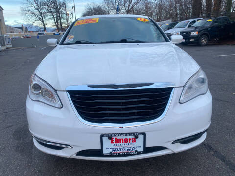 2013 Chrysler 200 for sale at Elmora Auto Sales in Elizabeth NJ