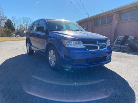 2015 Dodge Journey for sale at Harbin Motors in Portland TN