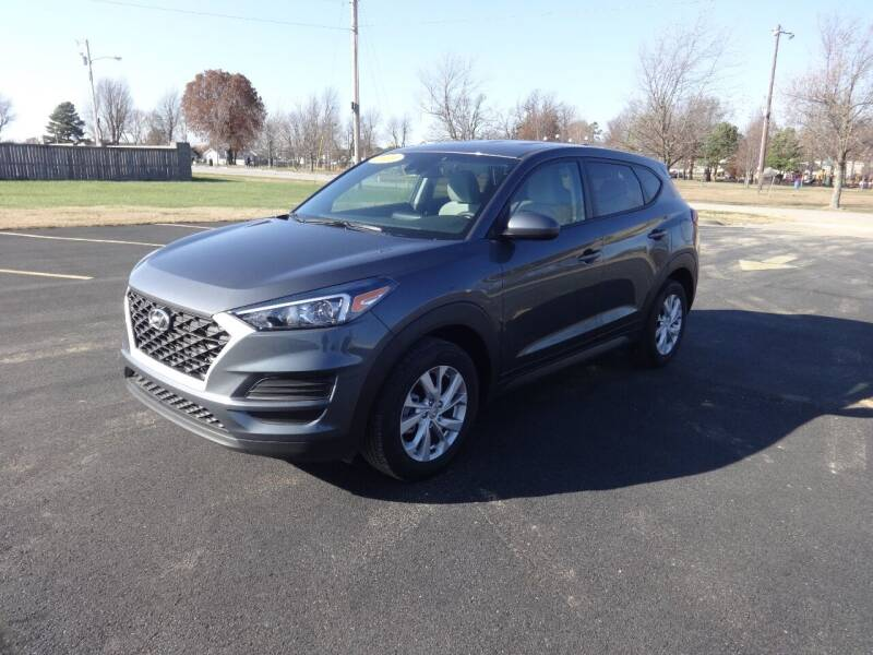 2019 Hyundai Tucson for sale at Just Drive Auto in Springdale AR