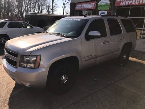 2007 Chevrolet Tahoe for sale at Corazon Auto Sales LLC in Paterson NJ