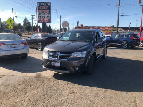 2016 Dodge Journey for sale at City Motors in Hayward CA