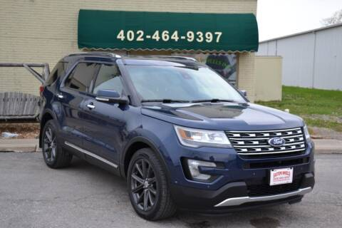 2016 Ford Explorer for sale at Eastep's Wheels in Lincoln NE