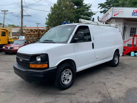 2007 Chevrolet Express Cargo for sale at White River Auto Sales in New Rochelle NY
