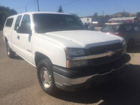 2003 Chevrolet Silverado 1500 for sale at Fast Vintage in Wheat Ridge CO