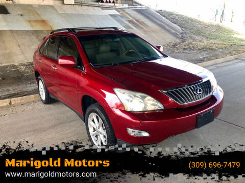 2009 Lexus RX 350 for sale at Marigold Motors, LLC in Pekin IL