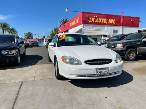 2003 Ford Taurus for sale at 3K Auto in Escondido CA