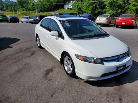 2008 Honda Civic for sale at DISCOUNT AUTO SALES in Johnson City TN