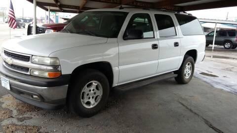2006 Chevrolet Suburban for sale at Kann Enterprises Inc. in Lovington NM