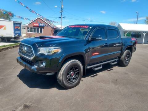 2019 Toyota Tacoma for sale at Auto Pro Inc in Fort Wayne IN