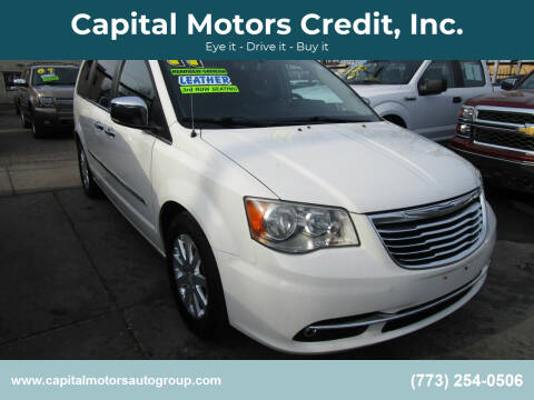 2012 Chrysler Town and Country for sale at Capital Motors Credit, Inc. in Chicago IL