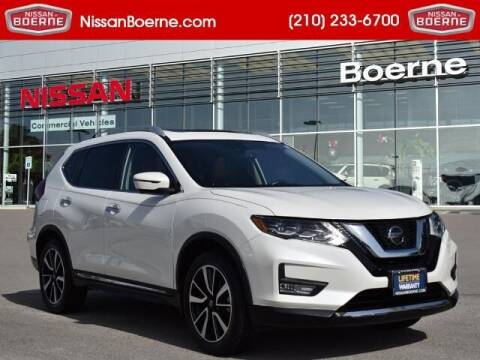 2018 Nissan Rogue for sale at Nissan of Boerne in Boerne TX