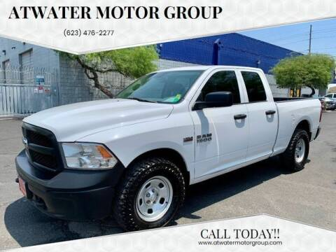 2013 RAM Ram Pickup 1500 for sale at Atwater Motor Group in Phoenix AZ