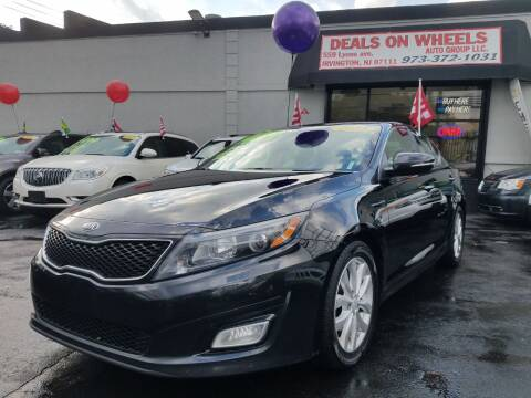 2014 Kia Optima for sale at Deals On Wheels Auto Group in Irvington NJ