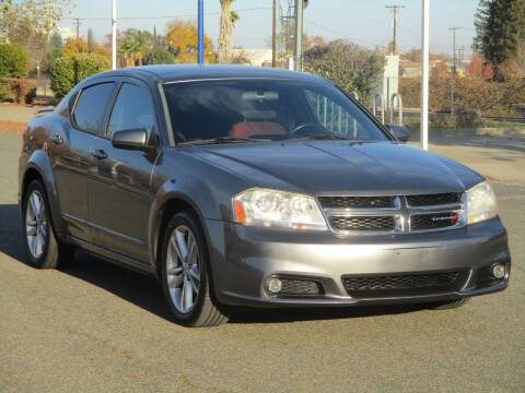 2012 Dodge Avenger for sale at General Auto Sales Corp in Sacramento CA