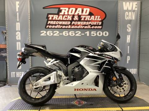 2016 Honda CBR600RR for sale at Road Track and Trail in Big Bend WI