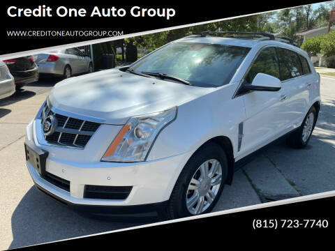 2012 Cadillac SRX for sale at Credit One Auto Group in Joliet IL