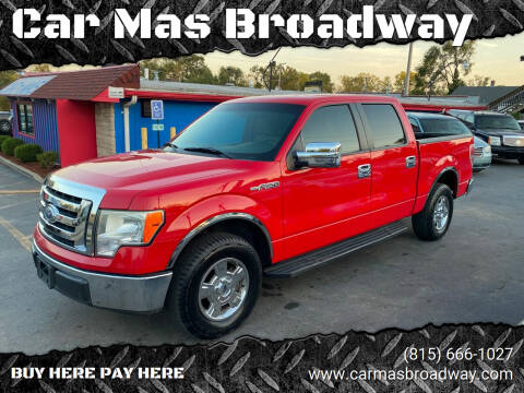 2009 Ford F-150 for sale at Car Mas Broadway in Crest Hill IL