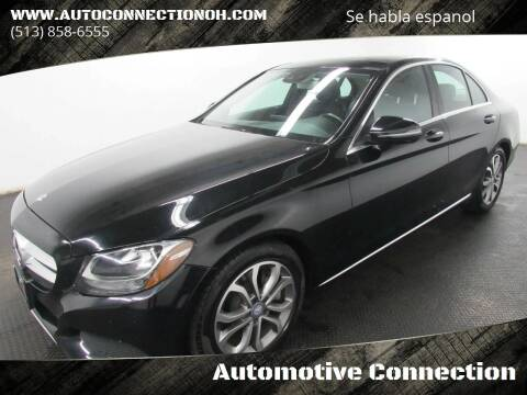 2017 Mercedes-Benz C-Class for sale at Automotive Connection in Fairfield OH