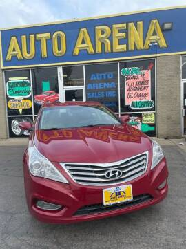 2013 Hyundai Azera for sale at Auto Arena in Fairfield OH