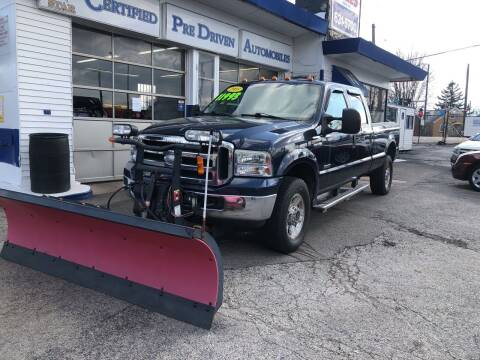 2006 Ford F-350 Super Duty for sale at Jack E. Stewart's Northwest Auto Sales, Inc. in Chicago IL