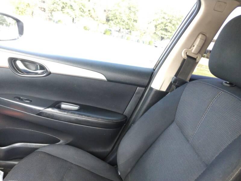 2016 Nissan Sentra S 4dr Sedan CVT - Mckinney TX