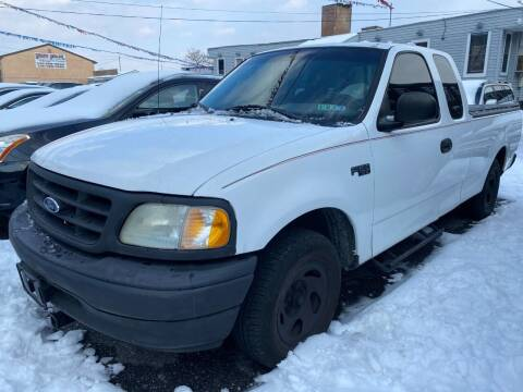 2001 Ford F-150 for sale at The PA Kar Store Inc in Philladelphia PA