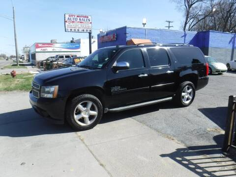 2013 Chevrolet Suburban for sale at City Motors Auto Sale LLC in Redford MI