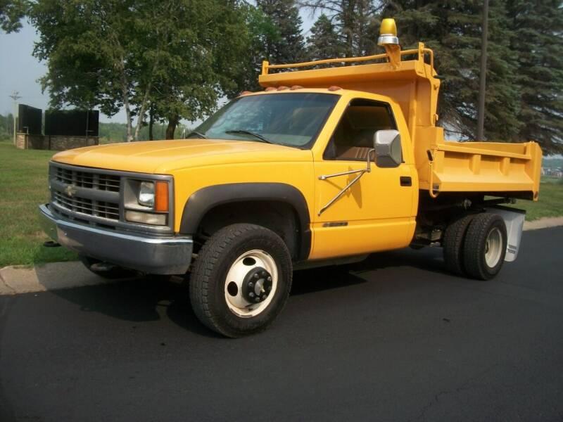 1999 Chevrolet K 3500 for sale at Zimmerman Truck in Zimmerman MN