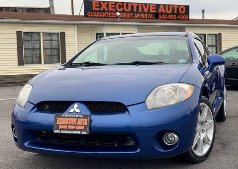 2006 Mitsubishi Eclipse for sale at Executive Auto in Winchester VA