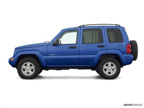 2003 Jeep Liberty for sale at Jamerson Auto Sales in Anderson IN