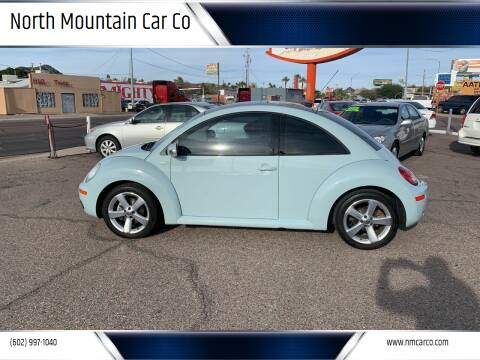 2010 Volkswagen New Beetle for sale at North Mountain Car Co in Phoenix AZ