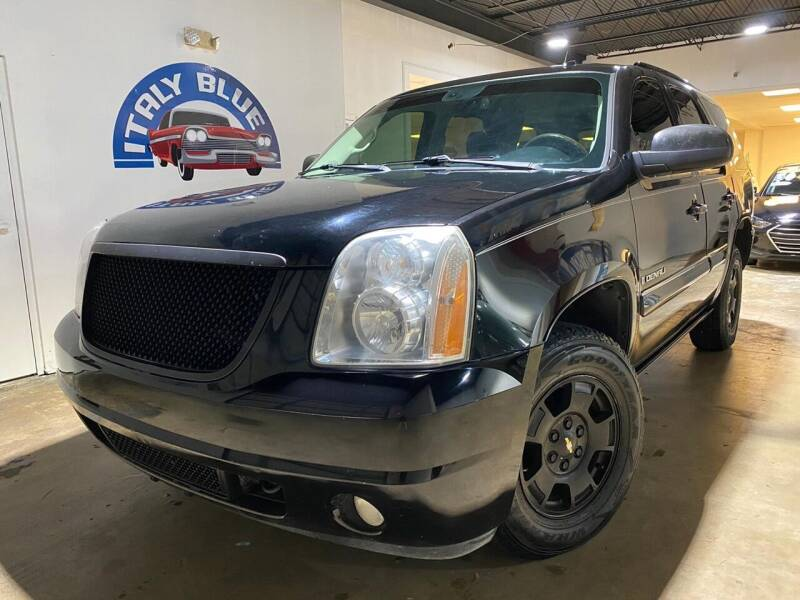 2008 GMC Yukon for sale at Italy Blue Auto Sales llc in Miami FL