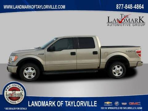 2009 Ford F-150 for sale at LANDMARK OF TAYLORVILLE in Taylorville IL