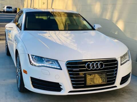 2013 Audi A7 for sale at Auto Zoom 916 Rancho Cordova in Rancho Cordova CA