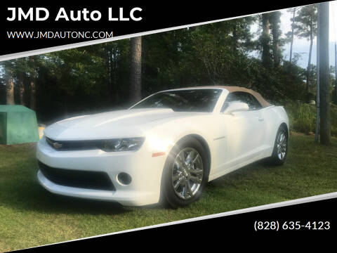 2015 Chevrolet Camaro for sale at JMD Auto LLC in Taylorsville NC