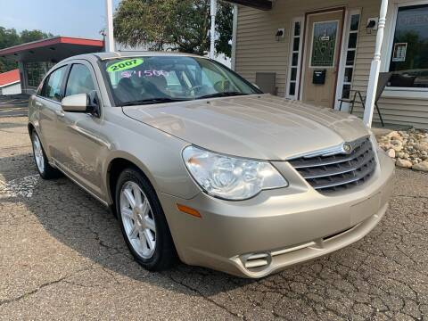 2007 Chrysler Sebring for sale at G & G Auto Sales in Steubenville OH