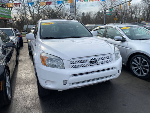 2008 Toyota RAV4 for sale at WOLF'S ELITE AUTOS in Wilmington DE