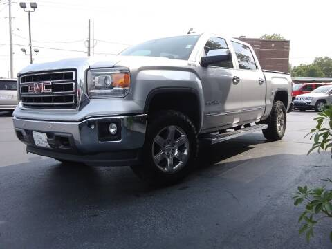 2015 GMC Sierra 1500 for sale at Village Auto Outlet in Milan IL